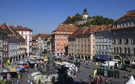Letzte Verhandlungen rund um Pakt für Graz
