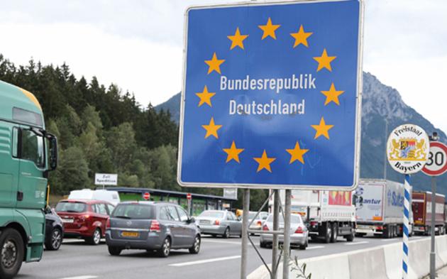 Grenzkontrollen Bayern