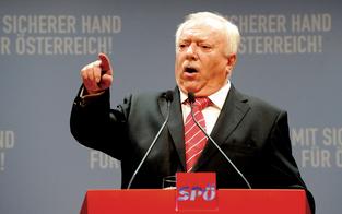 Nicht mit FPÖ: Häupl bastelt seine eigene Wahlkampf-Strategie