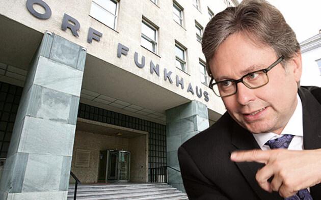 Funkhaus / Alexander WRABETZ