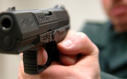 Mann bedrohte Kinder mit Gaspistole
