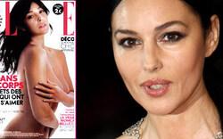 Monica Bellucci zieht wieder blank