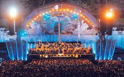 Wiener Philharmoniker in Schönbrunn