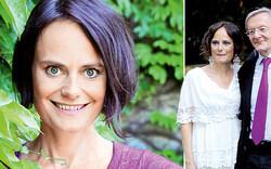 Nina Blum: Schüssel führte sie zum Altar