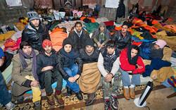 Hungerstreik der Asyl-Werber unterbrochen