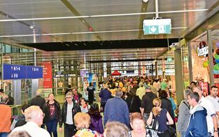 Hauptbahnhof: Kampf gegen Shop-Sterben