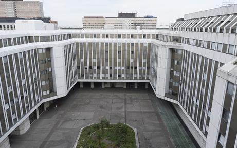 Polizeieinsatz nach Masseninfektion in Wiener Asylheim