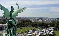 Wiener Deserteursdenkmal: Heldenplatz als Standort