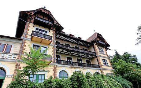 Pole präsentiert Pläne für Hotel Wörthersee