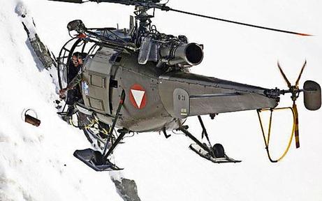 Land Tirol kauft sich Hubschrauber