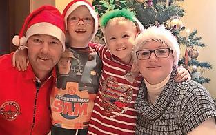Nach Unfall: Traurige Weihnachten ohne Papa
