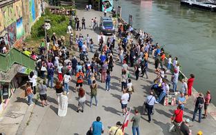 Nächste Corona-Demo in Wien