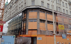 Slama-Haus soll zum Nike-Tempel werden