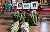 Getötete Familie in Kitz: Opfern letzte Ehre erwiesen