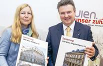 Ludwig: Nur 1 Prozent lebt in Substandard-Wohnungen