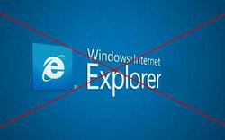 Aus für Internet Explorer ist besiegelt