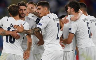 3:0 - Italien mit Gala im Auftaktspiel