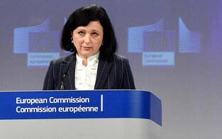 EU warnt vor Verlust der Privatsphäre