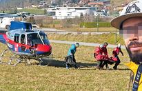 Junger Fotograf stürzte bei Bergtour in Tirol in den Tod