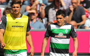 Junuzovic & Prödl pokern um Werder-Vertrag
