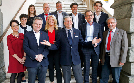SPÖ setzt im Landtag auf Verjüngung