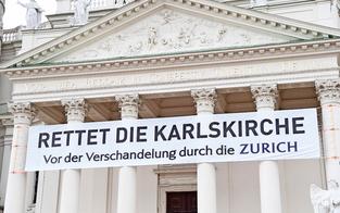 Karlskirche: Grünes Licht für Wien Museum trotz Protesten