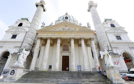 Promi-Unterstützung zur Rettung der Karlskirche