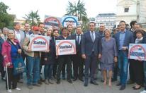 FPÖ rückt zur Rettung der Karlskirche aus