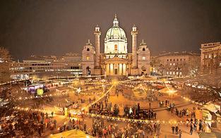 Weihnachtsmärkte: Karlsplatz auf Platz 1