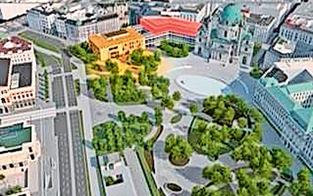 """SPÖ und ÖVP für """"Neustart am Karlsplatz"""""""
