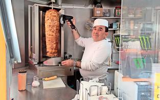 Hype um Kebab-Ali auch in den USA