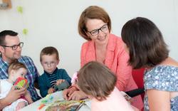 NÖ baut Kinderbetreuung um 2,3 Millionen Euro aus