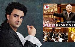 Neujahrskonzert, Villazon & viel Mozart