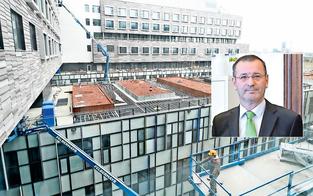 Knalleffekt: Chef des Krankenhauses Nord fliegt raus