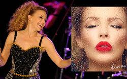 Kylie Minogue rockt Österreich