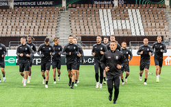 LASK hofft in Helsinki auf Wende