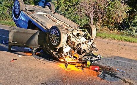 Drogen-Lenker schlug nach Crash Zeugin k.o.