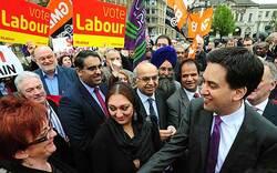 Denkzettel für Cameron bei UK-Wahlen