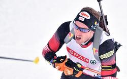 Biathlon: Bittere Diagnose für Landertinger