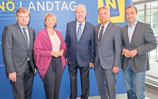 NÖ wählt am 28. Jänner den Landtag