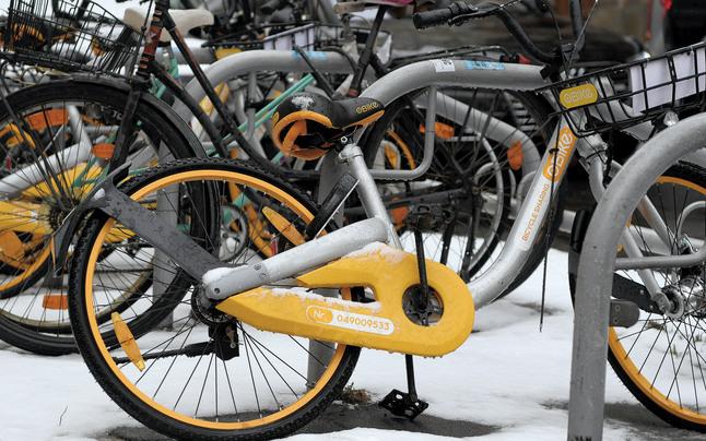 Klares Nein auch für Leihräder in der Grazer City