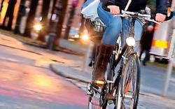 Radler zahlen 20 Euro Strafe für Blink-Licht
