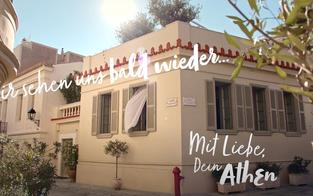Liebesbriefe aus Athen