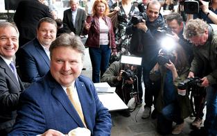 Häupl schwänzte Schanigarten-Eröffnung