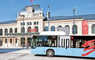 Stadtbus jetzt auch an Sonn- und Feiertagen