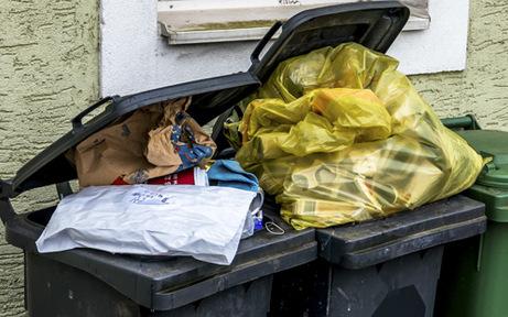 Klagenfurt: 40 Tonnen Spermüll illegal entsorgt