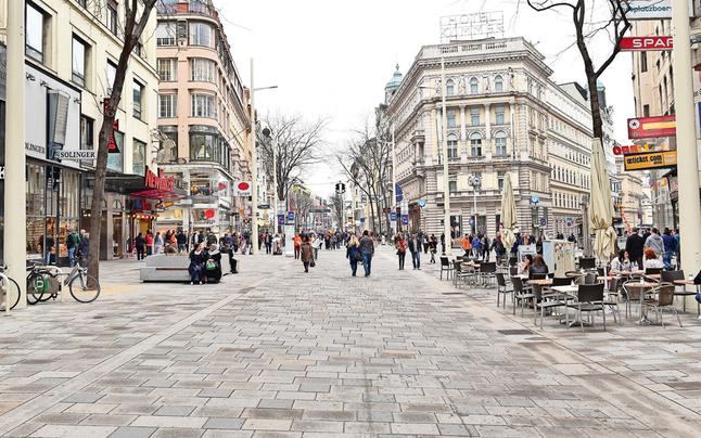 Stromausfall legt auch Shopping-Meile lahm