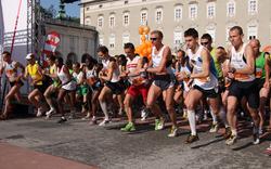6.000 starten beim Salzburg-Marathon