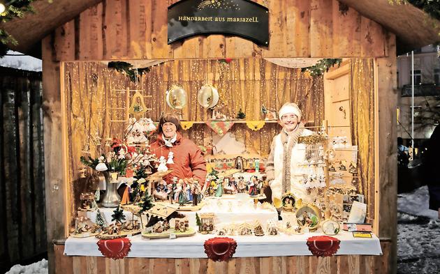 Mariazell Weihnachten