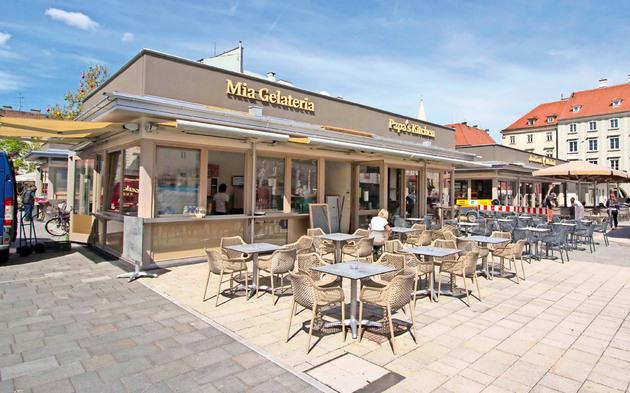 Marienmarkt Eissalon